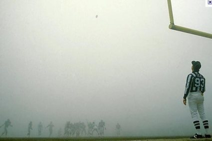 NFL games over the years that were played in the elements (30 Photos)   Everything Football   Scoop.it