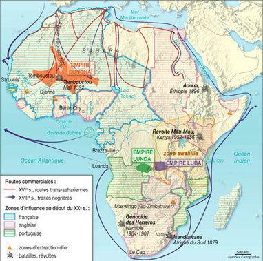 L'Afrique a une histoire, par Catherine Coquery-Vidrovitch | Ressources d'autoformation dans tous les domaines du savoir  : veille AddnB | Scoop.it
