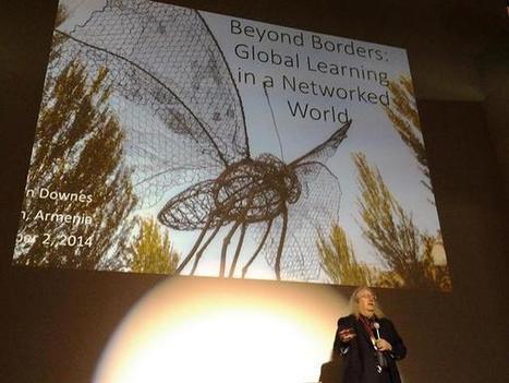 Beyond Borders: Global Learning in a Networked World ~ Stephen's Web   Mundos Virtuales, Educacion Conectada y Aprendizaje de Lenguas   Scoop.it