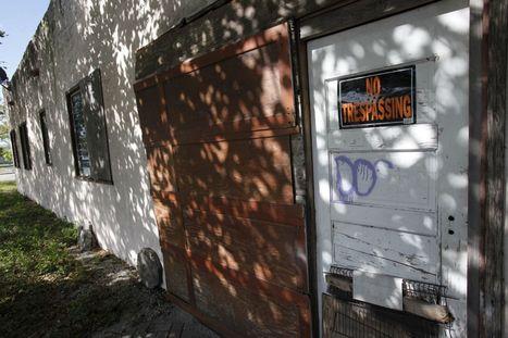 'Zombie' homes get facelift after Center report | Neighborhood | Scoop.it