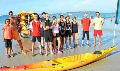 Aquathlon. 13 à pied, en kayak et sur paddle - Le Télégramme | Loisirs et découverte | Scoop.it