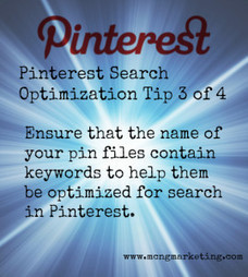 4 Pinterest Tips to Make Your Pins More Searchable on Pinterest - | Inspiring Social Media | Scoop.it