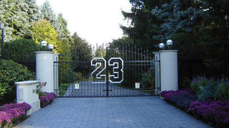 Michael Jordan to auction off Highland Park mansion | Luxury Real Estate Auctions | Scoop.it