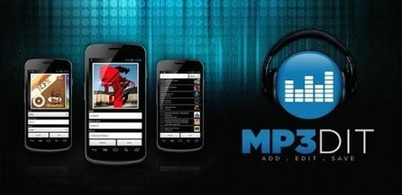 Pochettes d'albums et Edition de tags MP3 sur Android, MP3dit | Ballajack | Musique sous Android | Scoop.it