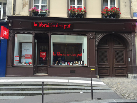 Paris Bookstore La Librairie des PUF Commits to Print-on-Demand | Pobre Gutenberg | Scoop.it