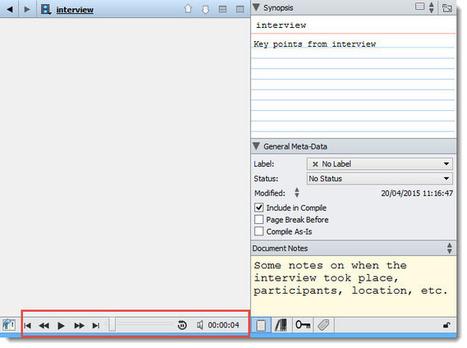 Making the most of the Research folder in Scrivener/ Scrivener utile pour les chercheurs | François MAGNAN  Formateur Consultant et Documentaliste | Scoop.it