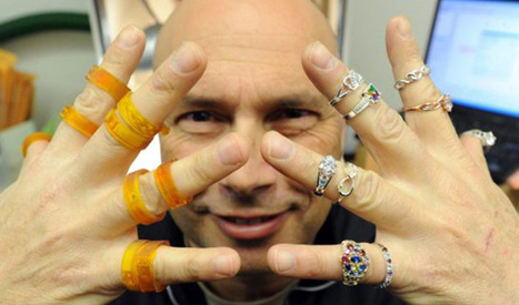 3D Printed Jewellery Manufacturing Gets Its Swag On   Social market place   Scoop.it