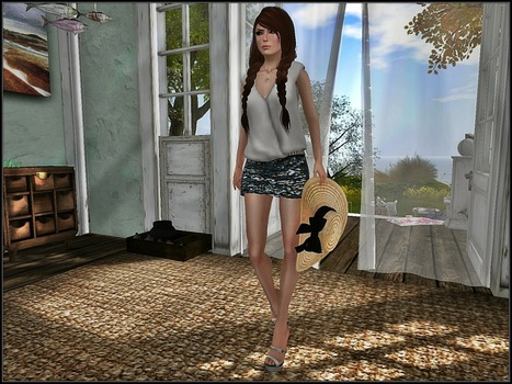 A World in a grain of sand: Coming back... | Finding SL Freebies | Scoop.it