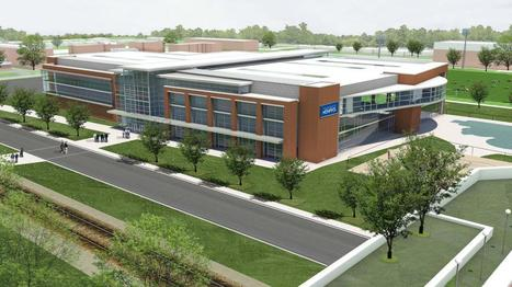 New $62M student recreation and fitness center coming to University of Memphis - Memphis Business Journal | Memphis Tigers Women's Basketball | Scoop.it