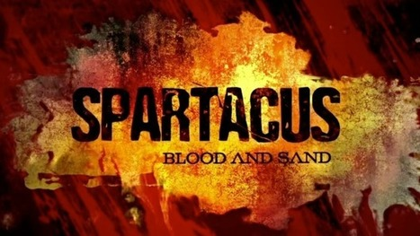 La cinta de Νίκη » Spartacus: Blood and Sand   Referentes clásicos   Scoop.it