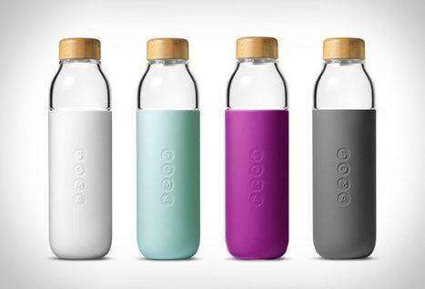 SOMA : Des bouteilles en verre minimalistes et durables   Arkko   Scoop.it