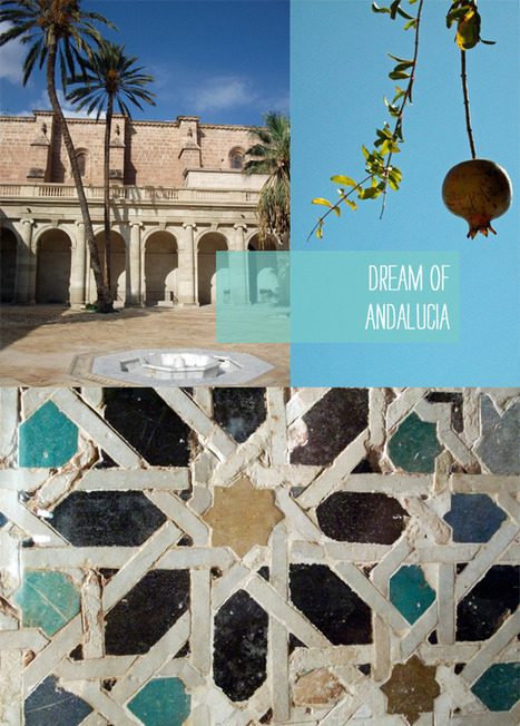 Happy Interior Blog: From Place To Space: Andalucia | Interior Design & Decoration | Scoop.it