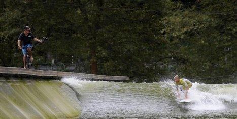 Landes : la vague artificielle d'Atlantisud est en train de couler - Sud Ouest | CC MACS | Scoop.it