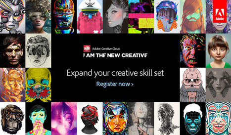I AM THE NEW CREATIVE | Free eSeminar (Adobe) | Artdictive Habits : Sustainable Lifestyle | Scoop.it