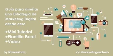 Guía para crear una Estrategia de Marketing Online   Marketing&Socialmedia   Scoop.it