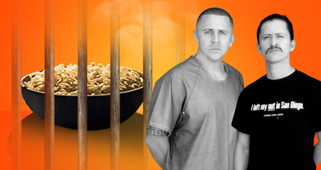How One Ex-Con Found Redemption Through Ramen, And Created A Cookbook of Prison Recipes | Library@CSNSW | Scoop.it