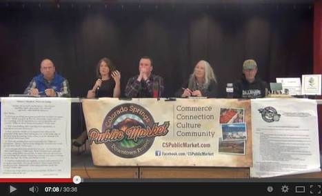 THOUGHT FOR FOOD: Local Food ~ Local Economy Panel ... | Local Economy in Action | Scoop.it