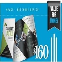 Best Brochure Design Services in USA | Affordable Brochure | Scoop.it