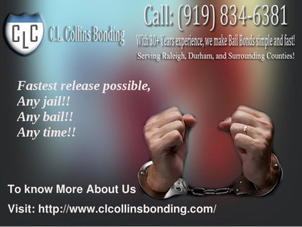 Raleigh Bail Bonding Company - C L Collins Bonding | Raleigh Bail Boding | Scoop.it