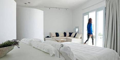 Santorini Heights | Luxury suites in Pyrgos Santorini | Hotels in Greece | Scoop.it