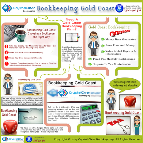 Bookkeeping Gold Coast | Bookkeeping Gold Coast | Scoop.it