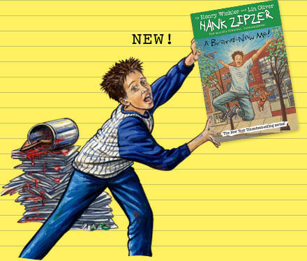 Henry Winkler's series :Hank Zipzera likable and hero challenged by learning differences | Students with dyslexia & ADHD in independent and public schools | Scoop.it