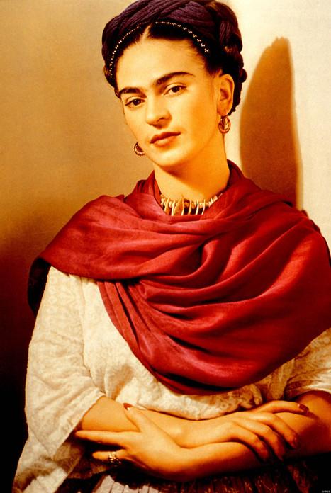 Frida Kahlo = Fashion Frida | Diseño de modas | Scoop.it