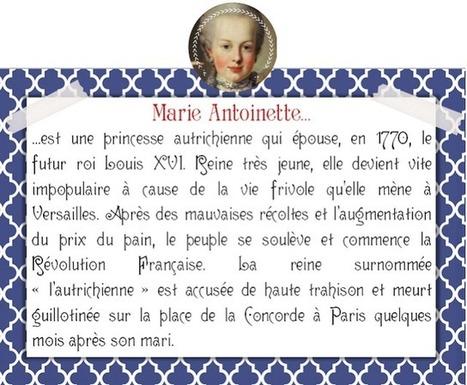 Parle en français!: La révolution Française | Remue-méninges FLE | Scoop.it