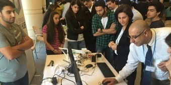Raspberry Pi schools competition will seek new programming talent in Lebanon - Develop | Raspberry Pi | Scoop.it