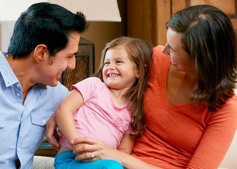 7 frases que debes decirle a tus hijos todos los días | Educación inicial | Scoop.it