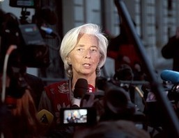 IMF head Lagarde named 'assisted witness' in Tapie probe - Business Balla | Trending: Business Daily News | Scoop.it