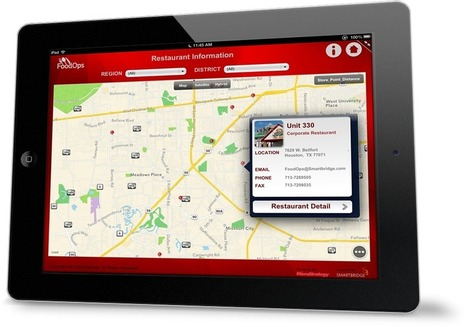 FoodOps - Mobile Food Service Operations for Restaurants | Food Service Tech | Scoop.it