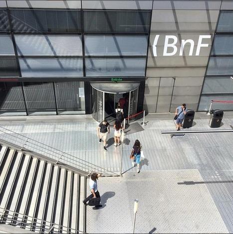 Photographiez TOUT ce que vous voulez à la BnF ! | ce que j'aime dans les bibliothèques | Scoop.it