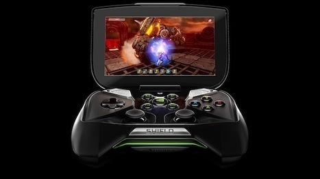 NVIDIA Shield Drops the 'Project'; Preorders Now Available for $349 | TECHNOLOGY NEWS | Scoop.it