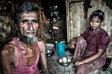 In Pictures: The plight of the Rohingya | Burma in Transition | Scoop.it