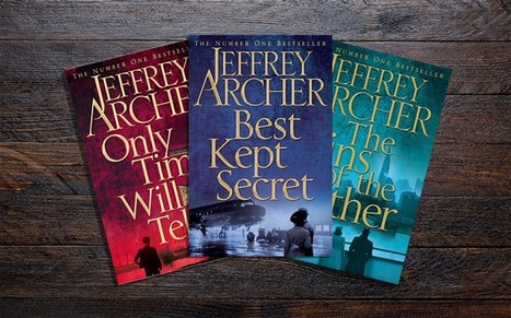 The unfinished Trilogy by Jeffery Archer | Books | Scoop.it
