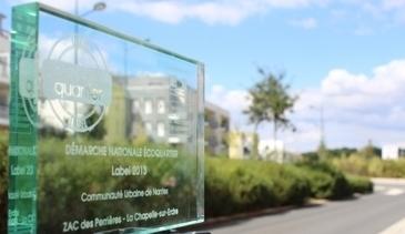 Reconnaissance nationale pour l'écoquartier des Perrières | La Chapelle-sur-Erdre | Les éco-quartiers | Scoop.it