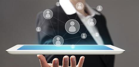 Les médias sociaux dans les entreprises françaises | Costrutti e Connessioni | Scoop.it