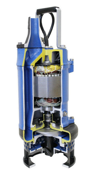New Pumps to be Presented at IFAT 2014 - Pollution Solutions | IFAT MUNICH | Scoop.it