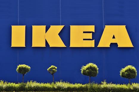#Retail : Ikea se lance dans l'Open Innovation et le Phygital grâce à 2 startups françaises - Maddyness | TRIZ et Innovation | Scoop.it