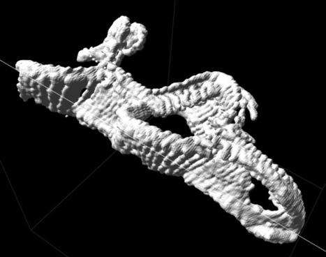 Here's How You Turn Sounds Into 3D Sculptures | The Creators Project | audio branding | Scoop.it