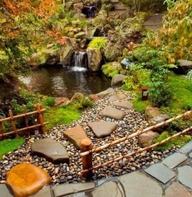 Comment mettre en place un jardin japonais ? | Seniors | Scoop.it