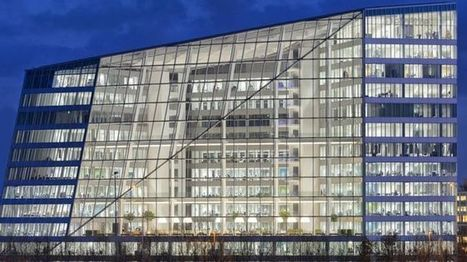 Tomorrow's buildings: Is world's greenest office smart? - BBC News | Innovative & Sustainable Building | Scoop.it
