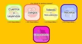 Actividades para Educación Infantil: Juegos, cuentos, manualidades... | Literatura infantil y juvenil | Scoop.it