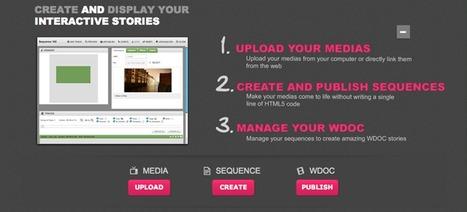 3WDOC Studio beta est disponible ! | L'actualité du webdocumentaire | Scoop.it