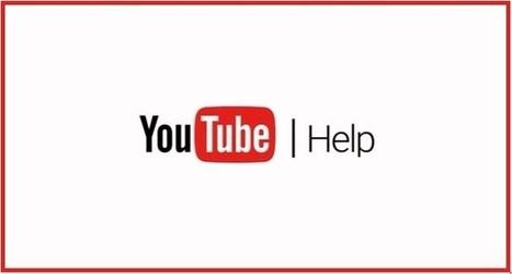 YouTube exige de valider votre compte par téléphone pour plus de fonctionnalités | Geeks | Scoop.it