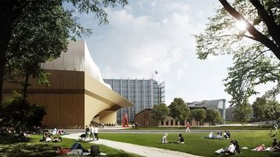 New Helsinki central library to include sauna after all | LibraryLinks LiensBiblio | Scoop.it