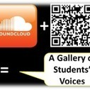 SoundCloud+QR Codes=A Gallery of Students' Voices - Getting Smart by @JohnHardison1 - | Tablets, Technology and Tools for Teaching in the Classroom | Scoop.it