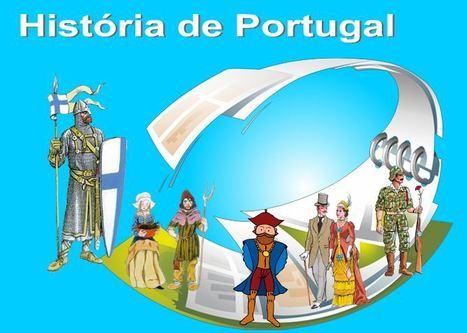 Passatempos/Actividades- História e Geografia de Portugal | APRENDE COM JOGOS | Scoop.it