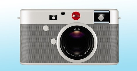 If Apple Made a Camera: Jony Ive Designs Special Edition Leica | Photography CC | Scoop.it